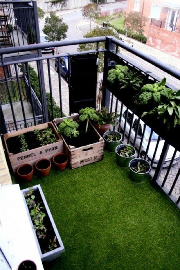 45 Incredible Ideas Apartment Small Balcony Design Ideas Page 46 Of 52